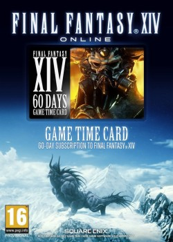 Final Fantasy XIV: A Realm Reborn EU 60-Day Prepaid Time Game Card