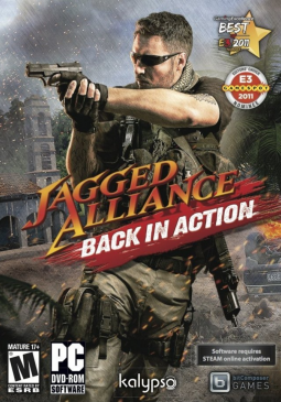 Joc Jagged Alliance Back in Action pentru Steam