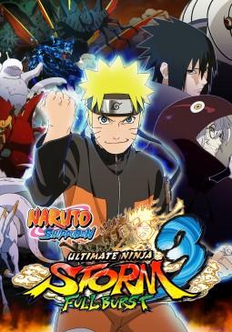 Joc Naruto Shippuden: Ultimate Ninja Storm 3 Full Burst pentru Steam