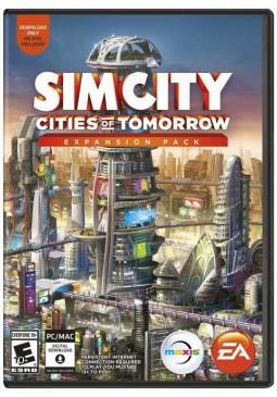 Joc SimCity Cities of Tomorrow Expansion Pack pentru Origin