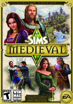 Joc The Sims Medieval - Pirates & Nobles PC pentru Origin