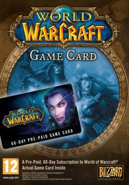 Joc World of Warcraft  60 Days pentru Battle.net
