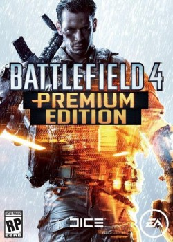 Battlefield 4 Premium Edition Origin Key