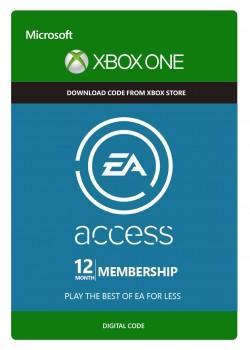 EA Access Pass Code 12 months