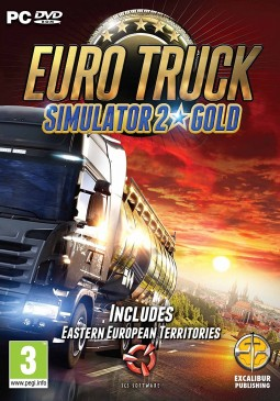 Joc Euro Truck Simulator 2 Gold Steam CD Key pentru Steam