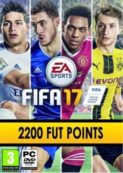 FIFA 17 - 2200 FUT Points Origin CD Key
