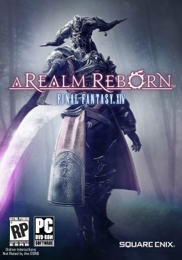 Joc Final Fantasy XIV: A Realm Reborn EU + 30 Days pentru Official Website