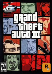 Grand Theft Auto III STEAM CD-KEY GLOBAL