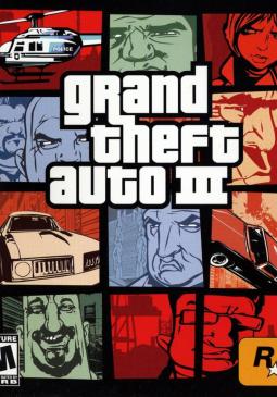 Joc Grand Theft Auto III STEAM CD-KEY GLOBAL pentru Steam