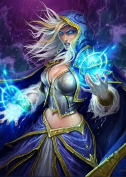 Heroes of the Storm - Hero Jaina