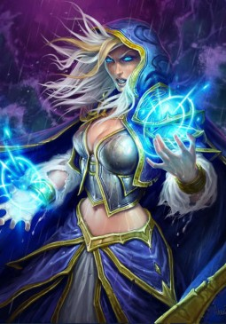 Joc Heroes of the Storm - Hero Jaina pentru Promo Offers