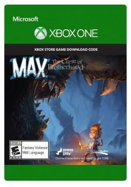 Joc Max: The Curse of Brotherhood Xbox One Key pentru XBOX