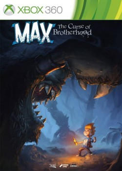 Max: The Curse of Brotherhood Xbox 360 key