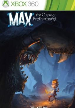 Joc Max: The Curse of Brotherhood Xbox 360 key pentru Promo Offers