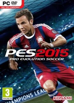 Pro Evolution Soccer 2015 Steam Key