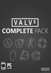 Valve Complete Pack STEAM CD-KEY GLOBAL