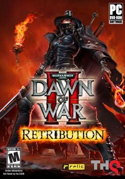 Joc Warhammer 40,000 Dawn of War II Retribution pentru Steam
