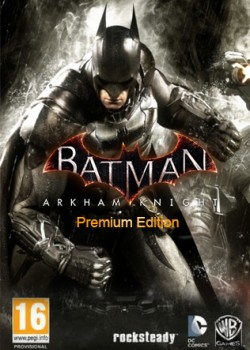 Batman: Arkham Knight Premium Edition CD Key game code with instant delivery.