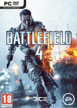 Battlefield 4 game code with instant delivery.