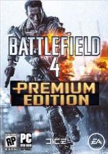 Battlefield 4 Premium Edition Origin Key