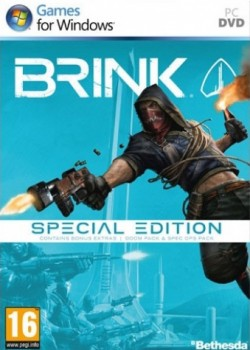 Brink Special Edition Steam Key game code with instant delivery.