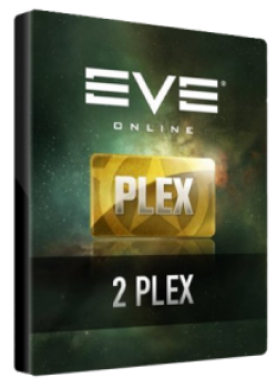 EvE Online: Plex 2 game code with instant delivery.