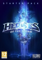 Heroes of the Storm Starter Bundle EU CD Key