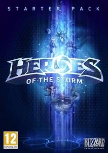 Heroes of the Storm Starter Bundle EU CD Key