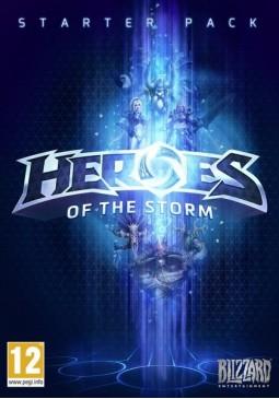 Joc Heroes of the Storm Starter Bundle EU CD Key pentru Battle.net
