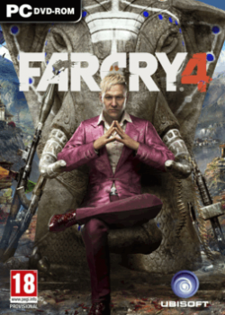 Far Cry 4 game code with instant delivery.