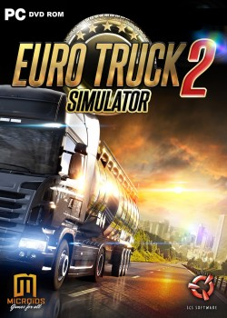 Euro Truck Simulator 2 Steam Key game code with instant delivery.