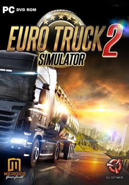Joc Euro Truck Simulator 2 Steam Key pentru Steam