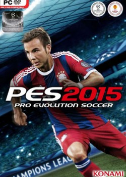 Pro Evolution Soccer 2015 Steam Key game code with instant delivery.