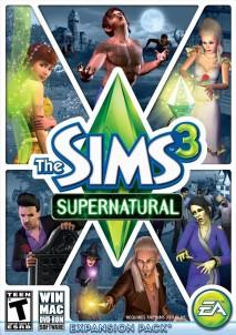 The Sims 3 Supernatural DLC Pack EA Origin CD Key