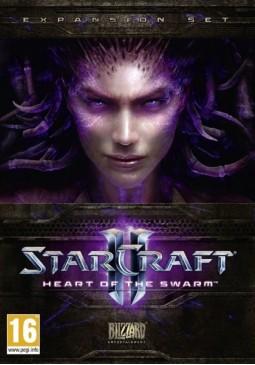 Joc Starcraft 2 Heart of the Swarm Expansion pentru Battle.net