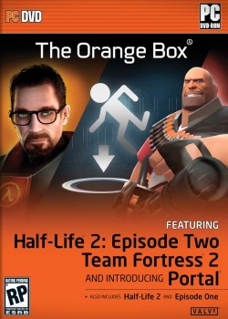 The Orange Box Steam Key