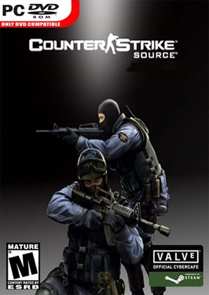 Counter-Strike: Source CD-KEY