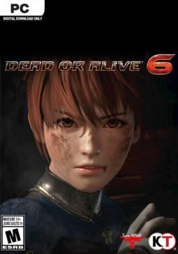 Joc DEAD OR ALIVE 6 Steam CD Key pentru Steam