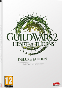 Guild Wars 2: Heart Of Thorns - Deluxe CD-KEY