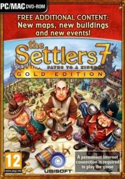 Joc Settlers 7 Gold pentru Uplay