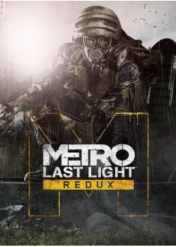 Metro Last Light Standard