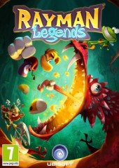 Rayman Legends UPLAY