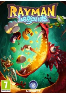 Rayman Legends UPLAY