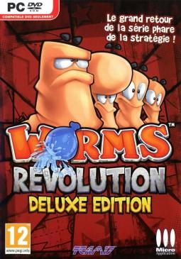Joc Worms Revolution - Deluxe Edition pentru Steam