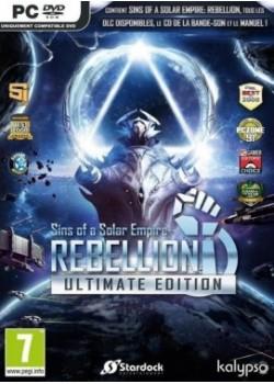 Sins Of A solar Empire Rebellion Ultimate Edition
