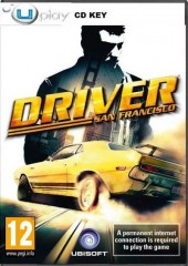 Driver: San Francisco UPLAY CD-KEY GLOBAL