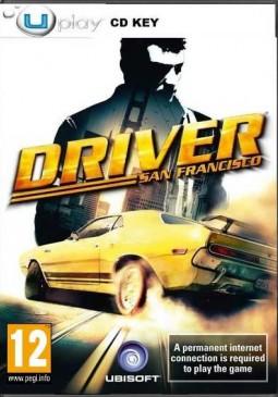 Joc Driver: San Francisco UPLAY CD-KEY GLOBAL pentru Uplay