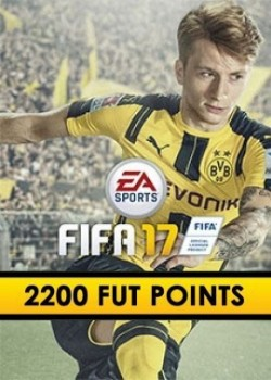 FIFA 17 - 2200 FUT Points Origin CD Key   code with instant delivery