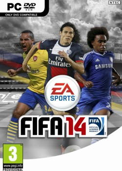 FIFA 14 game code with instant delivery.