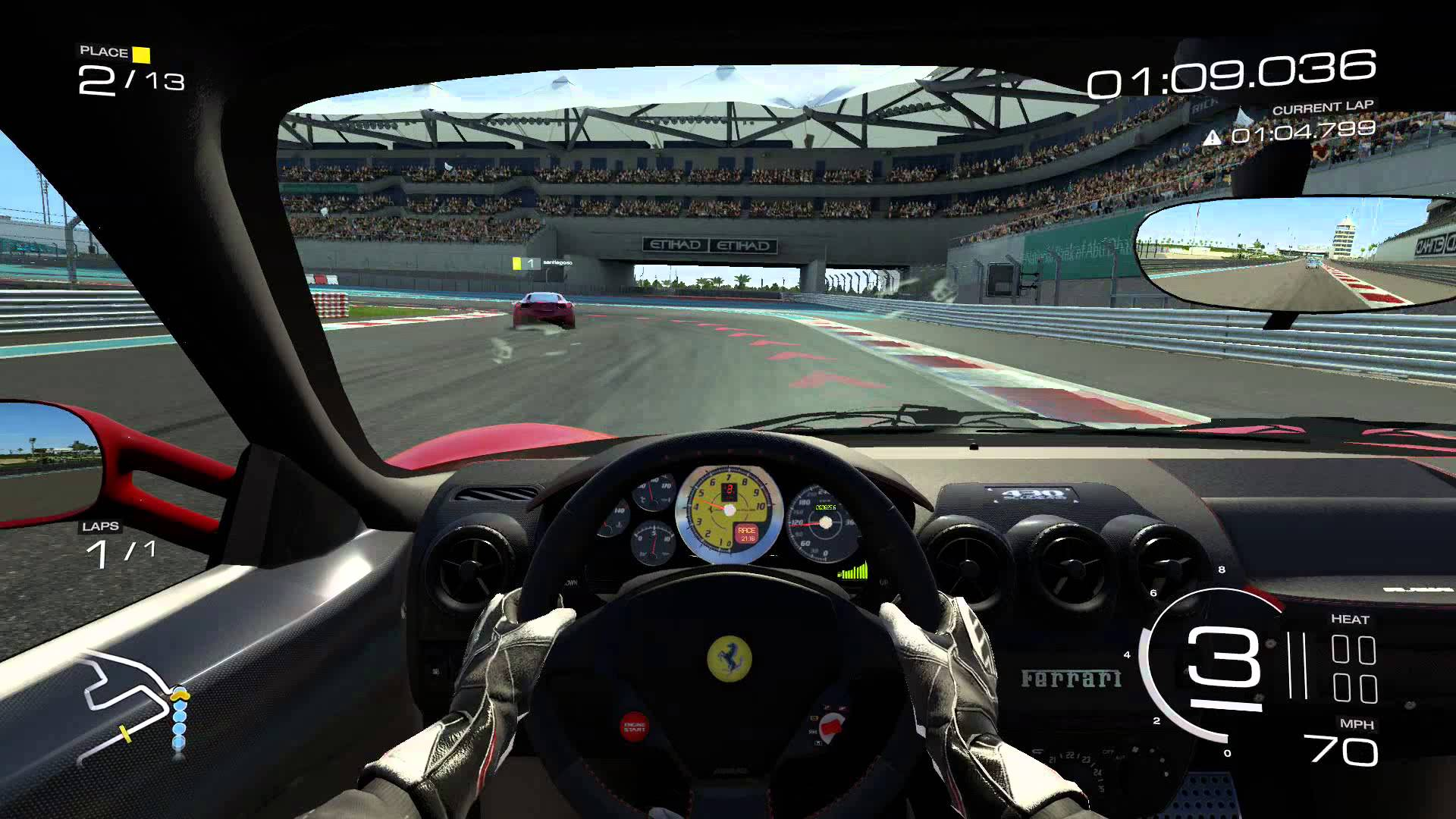 how to play forza 6 on xbox one